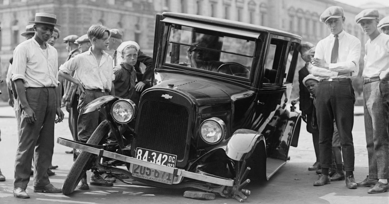 Accident de voiture et traumatisme