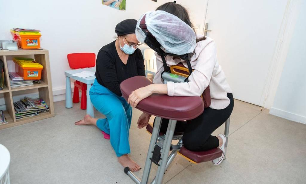 Massage en réanimation pédiatrique